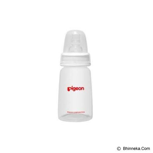 PIGEON Botol PP KP 120ml With S-Type Silicone Nipple [PR010301] - White - Botol Susu